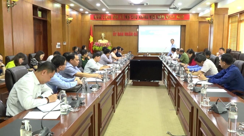 Lễ động thổ Dự án chăn nuôi bò sữa và chế biến sữa công nghệ cao tỉnh Cao Bằng diễn ra vào ngày 17/10/2020