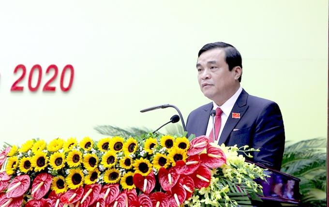Đồng chí Phan Việt Cường tái đắc cử Bí thư Tỉnh uỷ Quảng Nam
