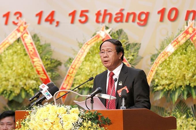 Đồng chí Lê Văn Thành tiếp tục được bầu giữ chức Bí thư Thành ủy Hải Phòng