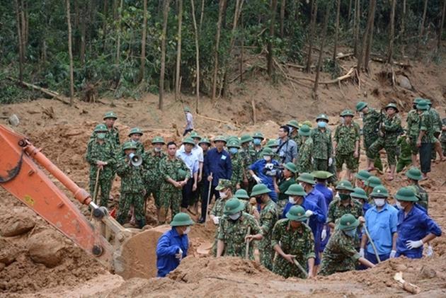 Trình Thủ tướng cấp Bằng Tổ quốc ghi công đối với 13 cán bộ, chiến sĩ