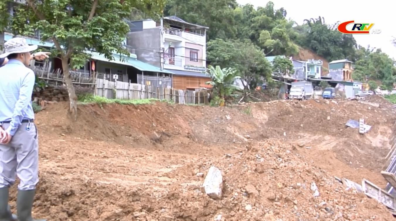 Thành phố Cao Bằng: Kiểm tra tình hình sạt lở trên địa bàn