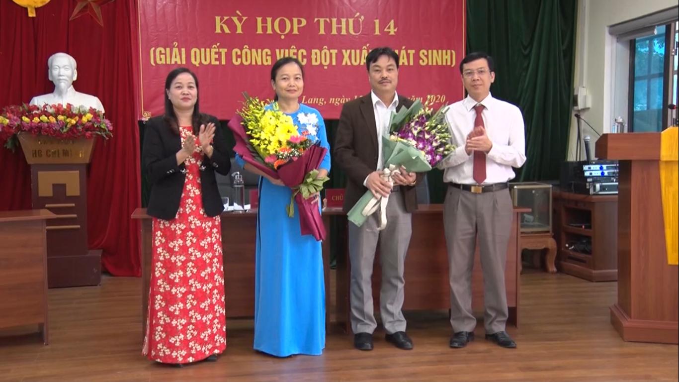 Hạ Lang: Hội đồng nhân dân huyện tổ chức Kỳ họp thứ 14