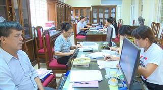 Quảng Hoà: Thu thuế đạt trên 53% kế hoạch