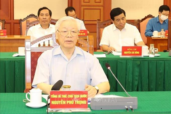 Công bố dự thảo các văn kiện Đại hội XIII của Đảng để lấy ý kiến Nhân dân