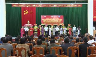 Quảng Hòa: Gặp mặt kỷ niệm 90 năm ngày truyền thống MTTQ Việt Nam và ngày thành lập Hội Nông dân Việt Nam, Hội LHPN Việt Nam