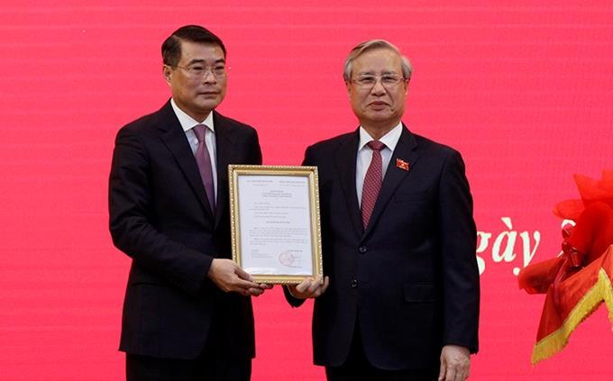 Đồng chí Lê Minh Hưng giữ chức Chánh Văn phòng Trung ương Đảng