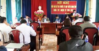 Đại biểu HĐND tỉnh tiếp xúc cử tri tại xã Đức Hạnh (Bảo Lâm)