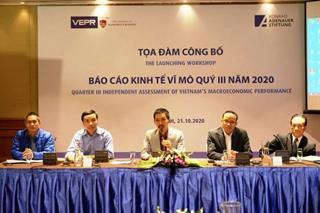 Dự báo tăng trưởng kinh tế của Việt Nam năm 2020 đạt khoảng 2,6 - 2,8%