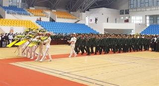 Lễ viếng và Lễ truy điệu 22 liệt sĩ làm nhiệm vụ khắc phục bão lũ