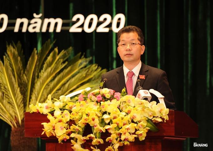Đồng chí Nguyễn Văn Quảng giữ chức Bí thư Thành ủy Đà Nẵng