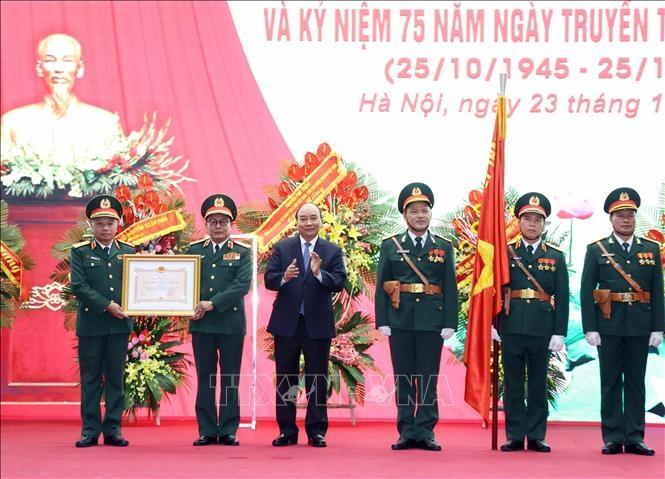 Mãi xứng đáng với niềm tin của Đảng, Nhà nước, Quân đội và Nhân dân