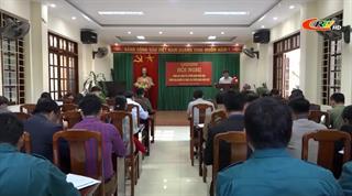 Quảng Hòa: Triển khai nhiệm vụ công tác tuyển quân năm 2021
