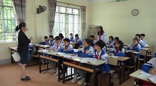 Ngành Giáo dục Cao Bằng thực hiện tốt các phong trào thi đua chào mừng Đại hội đại biểu Đảng bộ tỉnh lần thứ XIX, nhiệm kỳ 2020 - 2025