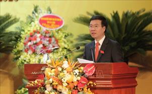 Toàn văn bài phát biểu chỉ đạo của đồng chí Võ Văn Thưởng, Ủy viên Bộ Chính trị, Bí thư Trung ương Đảng, Trưởng Ban Tuyên giáo Trung ương tại Đại hội Đại biểu Đảng bộ tỉnh Cao Bằng lần thứ XIX, nhiệm kỳ 2020 – 2025.