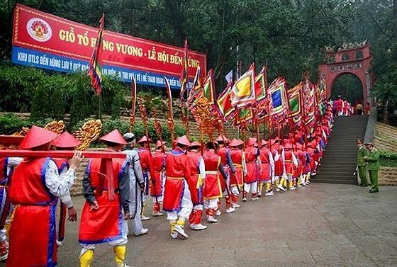 Khu du lịch Đền Hùng được công nhận là Khu du lịch quốc gia