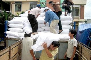 Xuất cấp bổ sung 6.500 tấn gạo hỗ trợ 4 tỉnh miền Trung