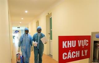 Người đàn ông trở về từ Angola mắc COVID-19