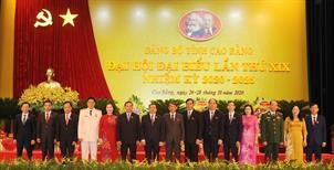 Danh sách Ban Thường vụ, Ban Chấp hành Đảng bộ, Ủy ban Kiểm tra Tỉnh ủy Cao Bằng khóa XIX, nhiệm kỳ 2020 - 2025