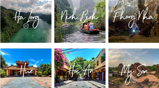 Việt Nam được bình chọn là điểm đến hàng đầu châu Á về di sản, ẩm thực và văn hóa