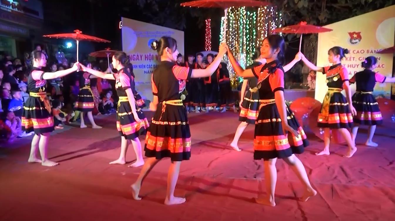 Hà Quảng: Ngày hội văn hóa thanh niên các dân tộc thiểu số năm 2020