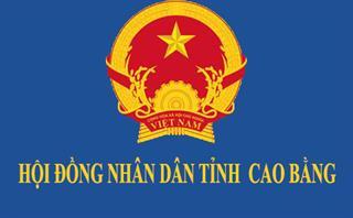 Kỳ họp thứ 14 Hội đồng nhân dân tỉnh Cao Bằng khóa XVI sẽ khai mạc ngày 18/11