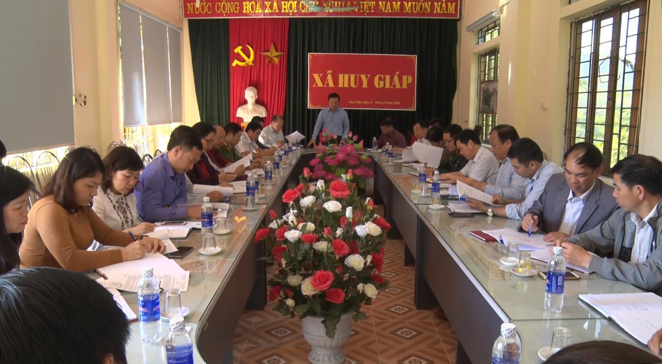 Bảo Lạc: Xã Huy Giáp đạt 18/19 tiêu chí nông thôn mới