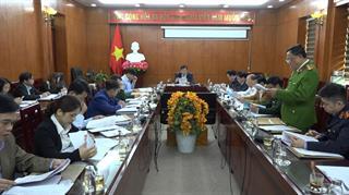 Ban Pháp chế HĐND tỉnh thẩm tra các báo cáo, dự thảo nghị quyết trình Kỳ họp thứ 15 HĐND tỉnh khóa XVI, nhiệm kỳ 2016 - 2021