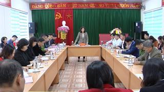 Thành phố Cao Bằng: Thẩm định các tiêu chí nông thôn mới tại xã Chu Trinh