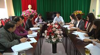 Cho ý kiến về nội dung kịch bản chương trình nghệ thuật chào mừng thành công Đại hội đại biểu toàn quốc lần thứ XIII của Đảng