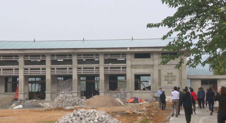 Thẩm định các tiêu chí xây dựng nông thôn mới xã Đức Long (Hòa An)