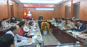 Ban Văn hóa - Xã hội HĐND tỉnh thẩm tra các báo cáo, dự thảo nghị quyết trình Kỳ họp thứ 15 HĐND tỉnh khóa XVI