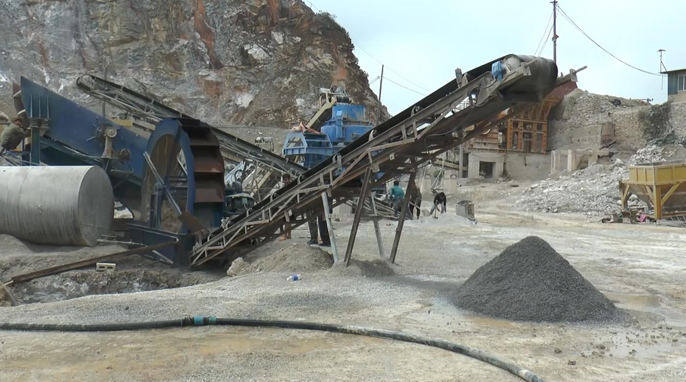 Trùng Khánh: Giới thiệu, nghiệm thu và tổng kết Đề án mô hình trình diễn kỹ thuật sản xuất cát nhân tạo