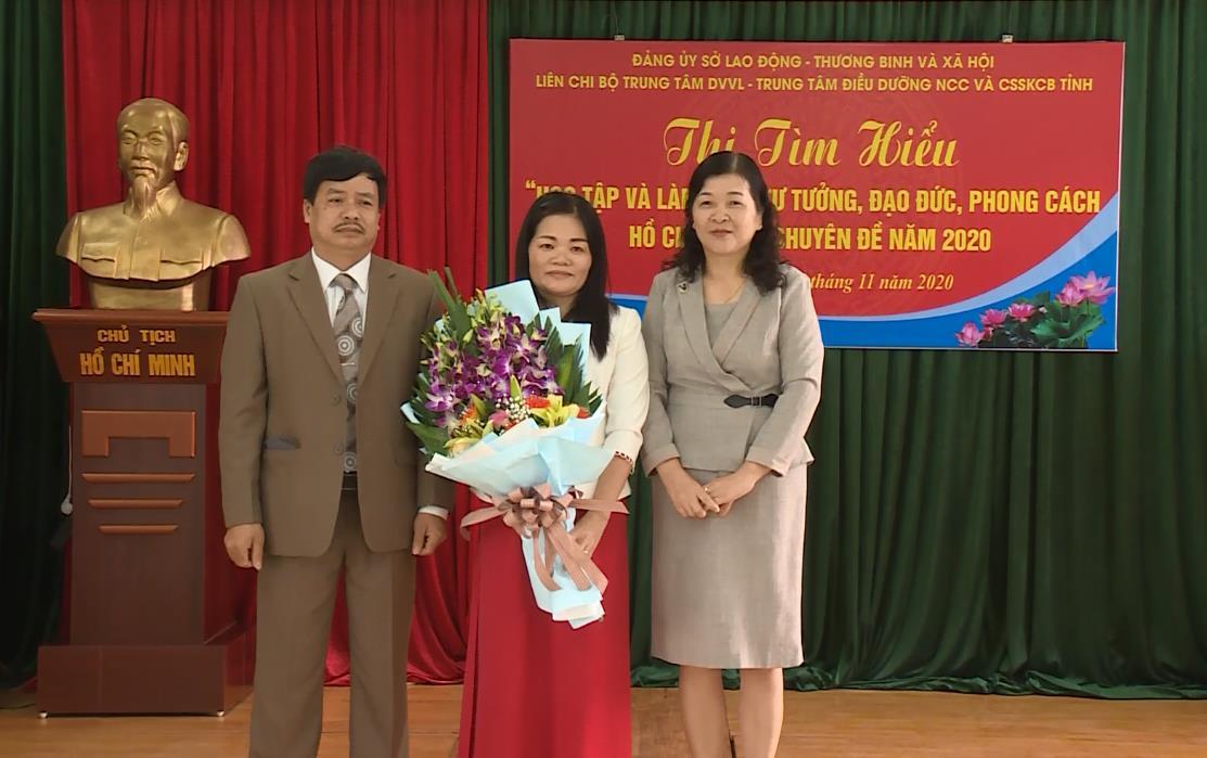 """Hội thi """"Học tập và làm theo tư tưởng, đạo đức, phong cách Hồ Chí Minh"""""""
