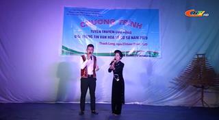Hà Quảng: Tổ chức 4 đêm văn nghệ tuyên truyền thành công Đại hội đại biểu Đảng bộ tỉnh lần thứ XIX, nhiệm kỳ 2020 - 2025