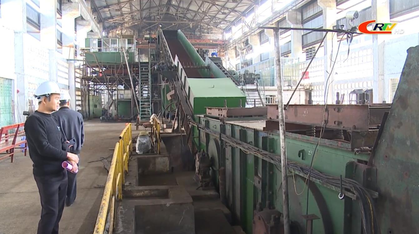 Nhà máy mía đường Cao Bằng sẵn sàng bước vào vụ ép mới