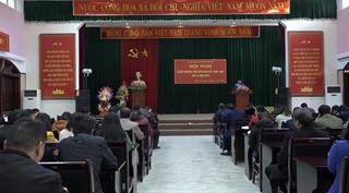 Bảo Lâm: Hội nghị tuyên truyền, phổ biến giáo dục pháp luật quý IV/2020