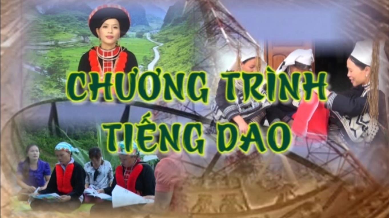 Truyền hình tiếng Dao ngày 03/12/2020