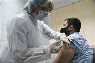 Nga: Thủ đô Moskva bắt đầu tiêm đại trà vaccine ngừa COVID-19