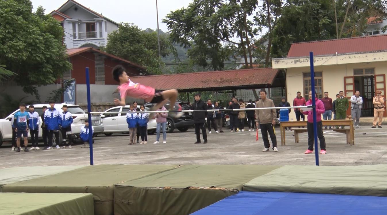 Hà Quảng: 400 vận động viên tham gia Hội khỏe Phù Đổng huyện lần thứ X năm 2020