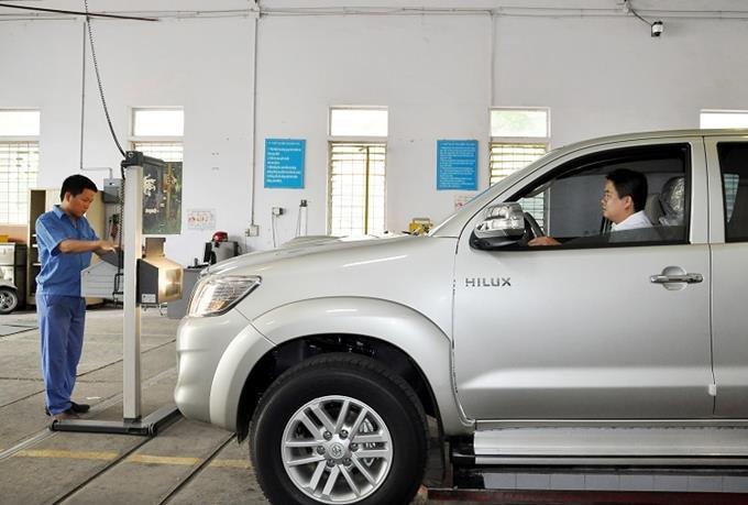 Áp tiêu chuẩn khí thải mới cho xe ô tô từ ngày 1/1/2021