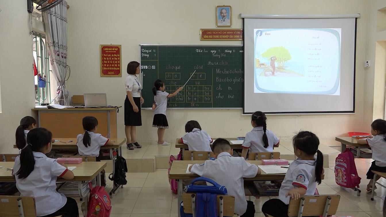 Ngành Giáo dục nỗ lực vượt khó năm 2020