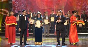Cao Bằng đạt giải C và giải khuyến khích Giải báo chí toàn quốc về xây dựng Đảng lần thứ V, năm 2020