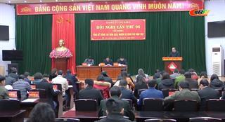 Hội nghị Ban Chấp hành Đảng bộ thành phố Cao Bằng lần thứ 6 (mở rộng)