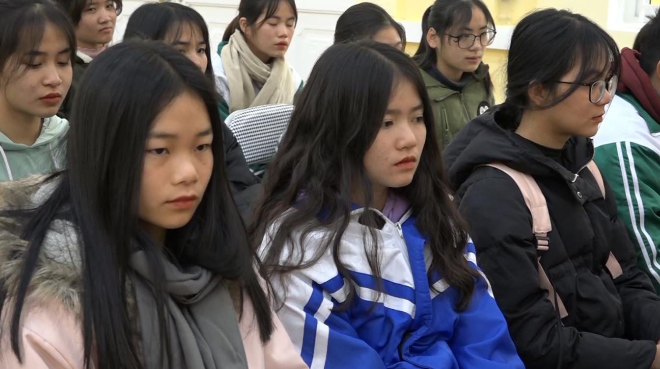 Trùng Khánh: Khai mạc kỳ thi chọn học sinh giỏi cấp tỉnh lớp 12, năm học 2020 - 2021