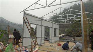 Hà Quảng: Khẩn trương hoàn thành hỗ trợ xây dựng nhà ở cho hộ nghèo trên địa bàn huyện giai đoạn 1 trước thời hạn