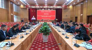 Văn phòng Tỉnh ủy: Tổng kết công tác Đảng, công tác văn phòng năm 2020