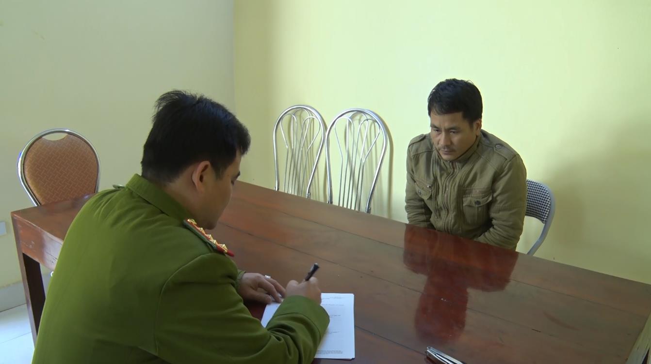 Hà Quảng: Công an huyện bắt 2 vụ mua bán trái phép chất ma túy