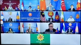 """ASEAN 2021, """"Cùng chia sẻ, cùng chuẩn bị, cùng thịnh vượng"""""""