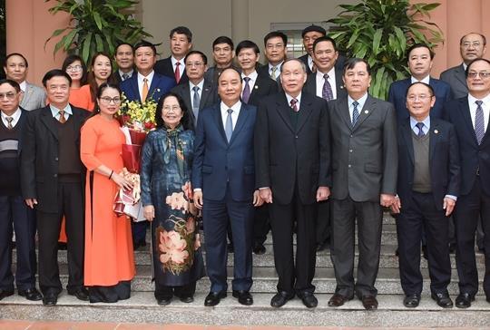 Thủ tướng kêu gọi đồng bào đồng hành nhân ái vì nạn nhân chất độc da cam