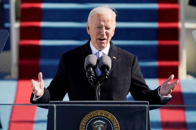 Nước Mỹ có Tổng thống mới
